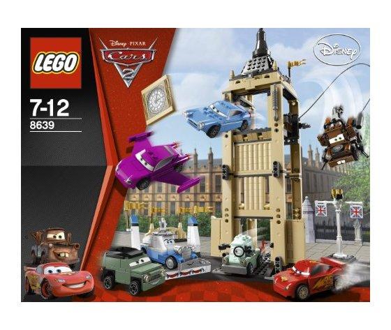 Lego 8639