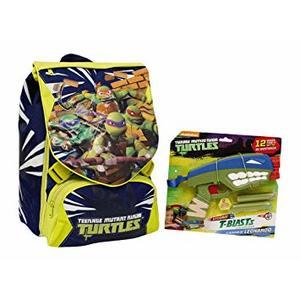 zaino turtles con pistola