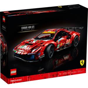 LEGO TECHNIC 42125   FERRARI 488