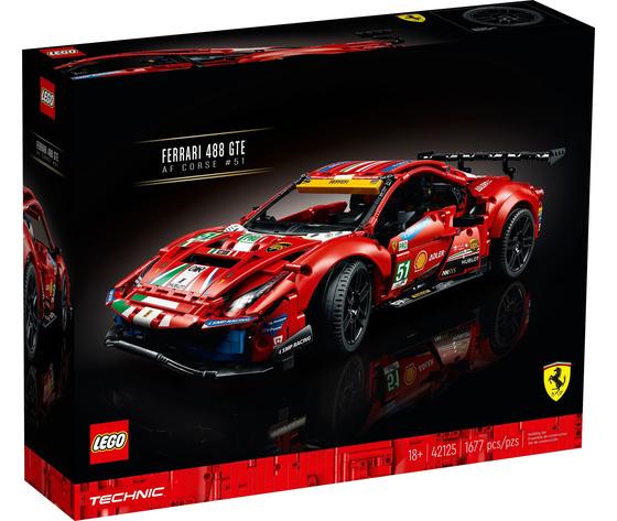 Lego 42125