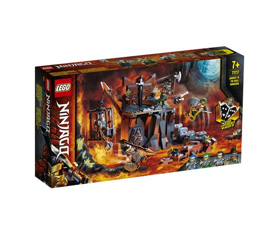 Lego 71717 viaggio nelle segrate