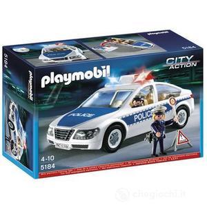 PLAYMOBIL AUTO POLIZIA
