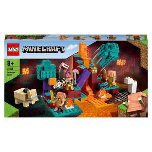 LEGO MINECRAFT 21168 NOVITA' MARZO