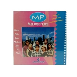GIOCO IN SCATOLA  MELROSE PLACE