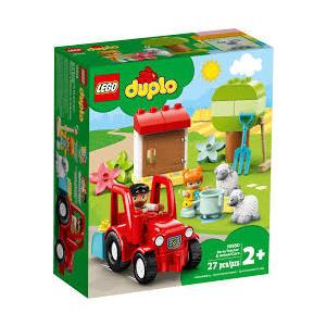 LEGO DUPLO 10950 TRATTORE E ANIMALI FATTORIA