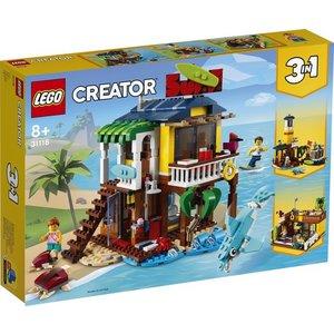 LEGO CREATOR 31118 CASA SULLA SPIAGGIA 3 IN 1