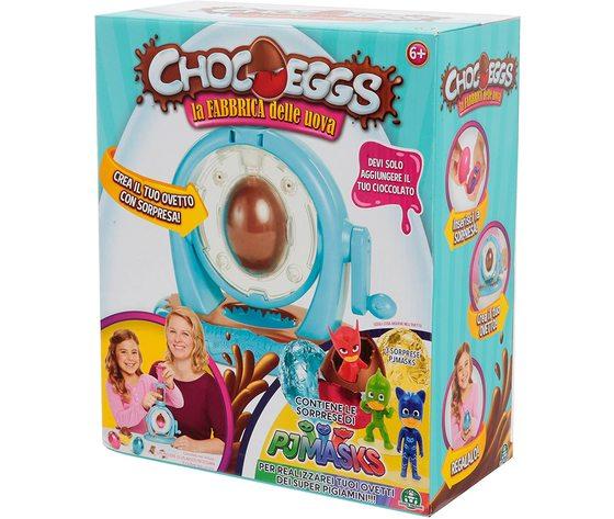 Fabbrica uova di cioccolato 654