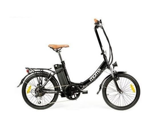 Bicicletta pieghevole elettrica shimano litio 2323857z0 180105106