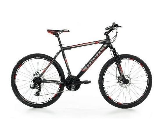 Bicicletta montagna 26 in alluminio shimano 2xdisco e sosp 2316071z0 180637106