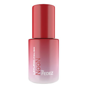 LAYLA NOON BY FEDEZ GEL POLISH SEMIPERMANENTE ON AIR rosso vivace