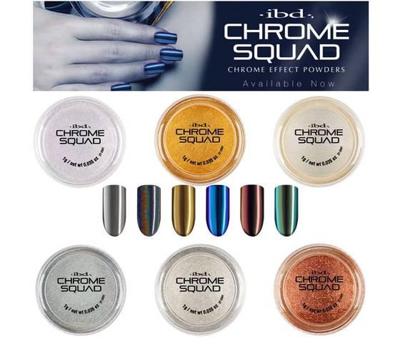 Ibd collection chrome