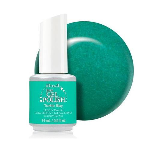 Psb ibd just gel polish 14ml turtle bay