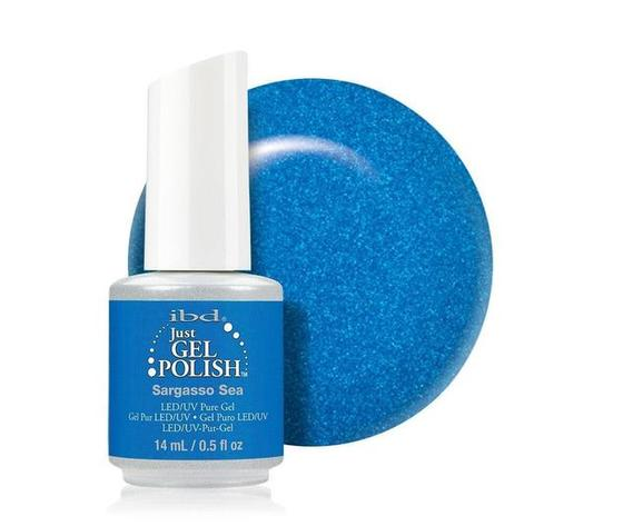 Psb ibd just gel polish 14ml sargasso sea