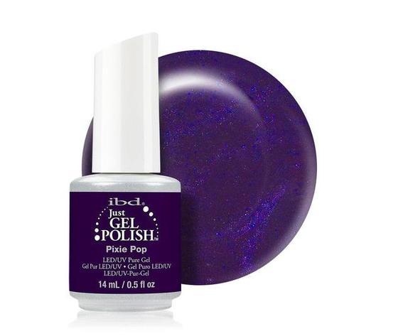Psb ibd just gel polish 14ml pixie pop