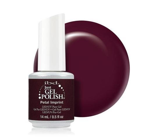 Psb ibd just gel polish 14ml petal imprint