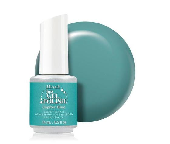 Psb ibd just gel polish 14ml jupiter blue