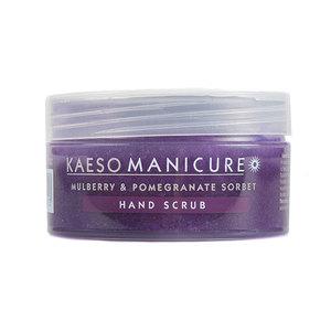 KAESO MANICURE HAND SCRUB   GELSO E MELOGRANO 95ml