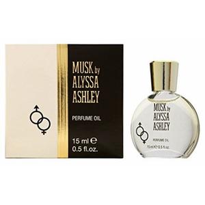 MUSK BY ALYSSA ASHLEY PERFUMED OIL 15ml