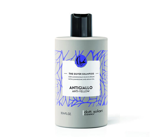 The silver shampoo 300 ml dott solari
