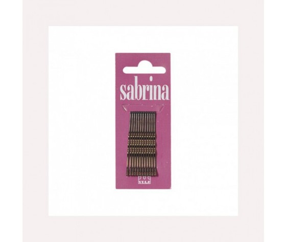 Mollette sabrina ondulate 5 cm