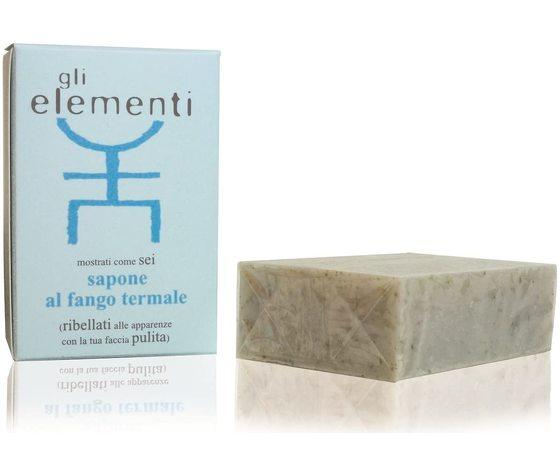 Gli elementi sapone al fango term