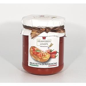 Bruschetta di Peperoncino