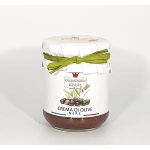Crema di Olive Nere