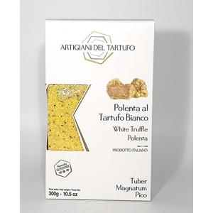 Polenta al tartufo bianco