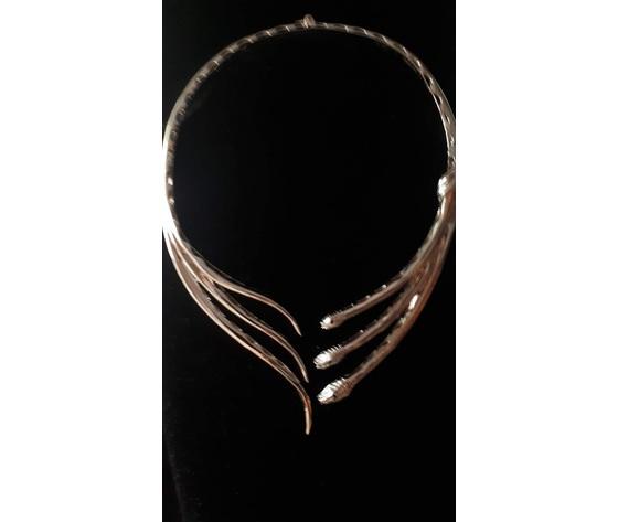 067 collana tre serpenti