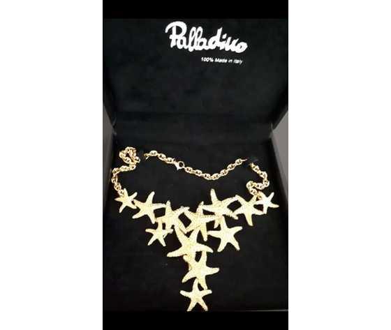 009 collier 12 stelle marine starfish