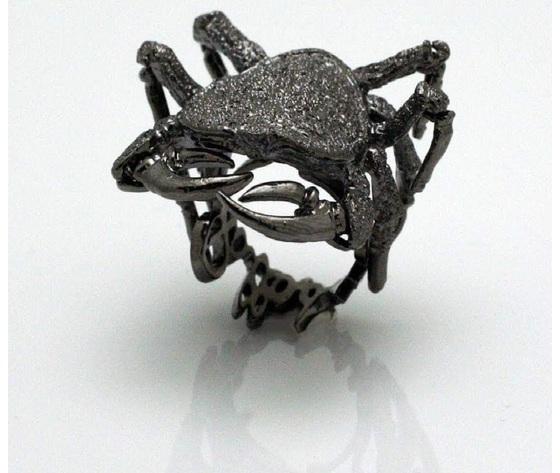 048 anello granchio grande