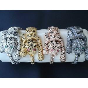 Bracciale Tigre Occhi Smeraldo