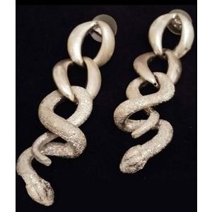 Orecchini Serpente Macrò