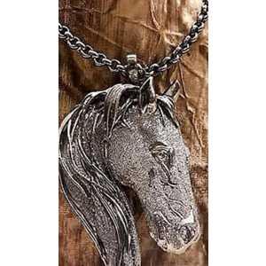Pendente Testa Cavallo Grande