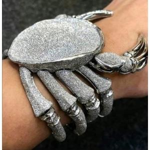 Crab Bracelet