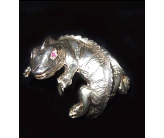 023 anello iguana