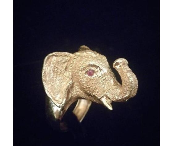 027 anello elefante rigido