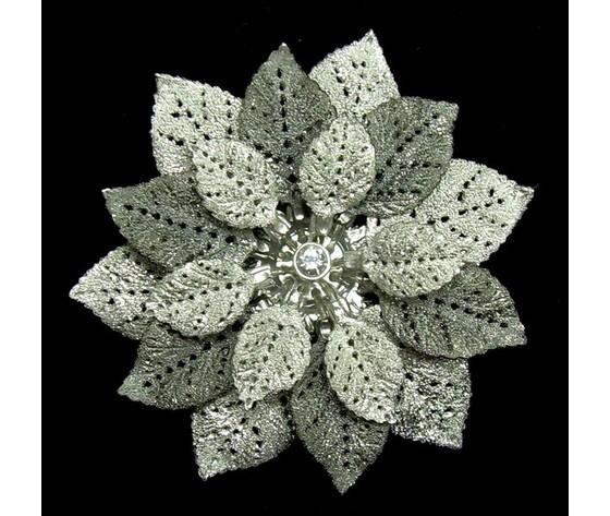 008 flower spille fiore spilla fiore grande snodato