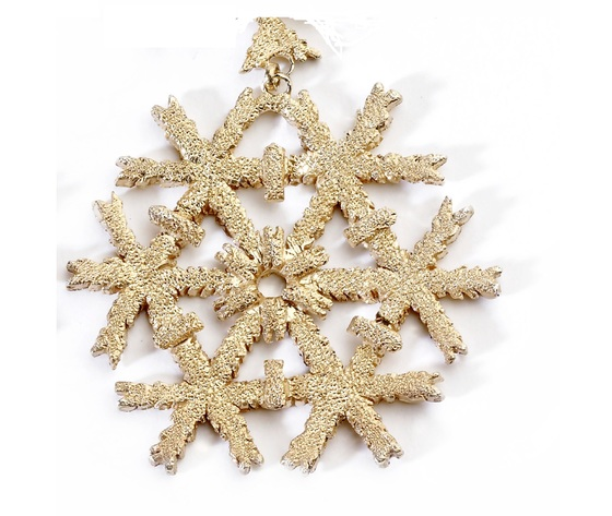 024 pendente fiocco di neve piccolo 1