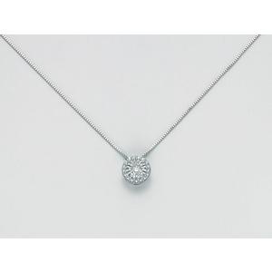 Girocollo con Diamanti Miluna
