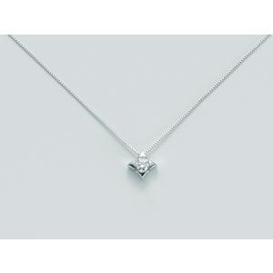 Collana Miluna Oro e Diamante CLD2937-005
