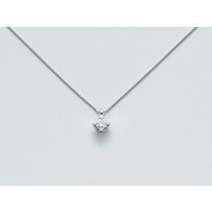 Collana Donna Miluna Punto Luce Parure Diamanti CLD5065-014G7