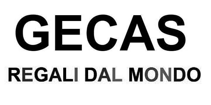 Gecas logo bianco e nero per sito
