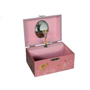 Gecas Regali dal mondo Cofanetto Carillon Fatina 8X15X10 cm.