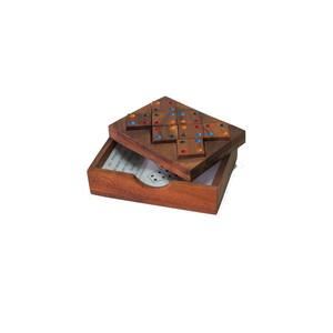 Gecas Regali dal mondo GIOCO LEGNO COLOUR MATCH Misura 11X9 cm.