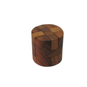 Gecas Regali dal mondo GIOCO LEGNO DIAMOND Misura H 7 X D.7 cm.