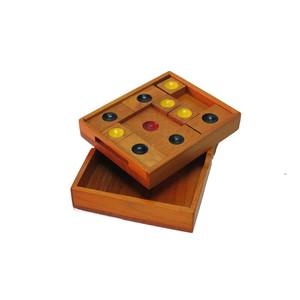 Gecas Regali dal mondo Gioco Puzzle Legno Misura 12X10 cm.