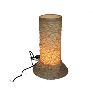 Gecas Regali dal mondo Lampada Corda H.37 CM.