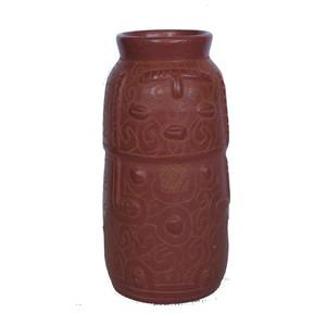 Gecas Regali dal mondo - Vaso in Terracotta H. 27 CM.