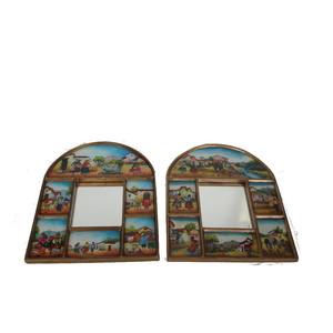 Gecas Regali dal mondo Specchio CORONACION 25X30 CM.